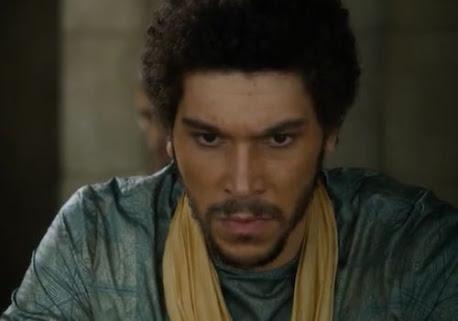 Joel Fry como Hizdahr zo Loraq em Game of Thrones