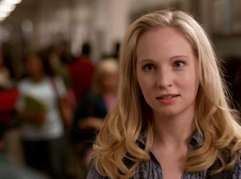 Candice King como Amanda Heckerling na série Sobrenatural (Imagem: Reprodução/The CW)
