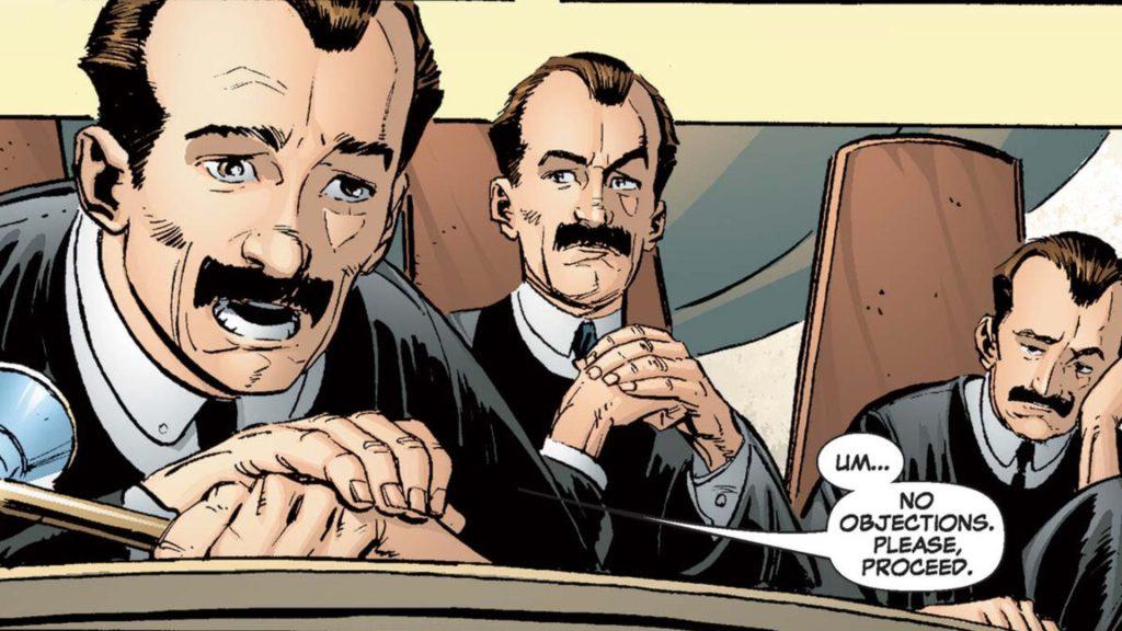 Mobius M. Mobius nos quadrinhos (Imagem: Reprodução/Marvel Comics)