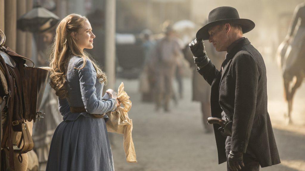Cena da primeira temporada de Westworld (Imagem: Reprodução/HBO)