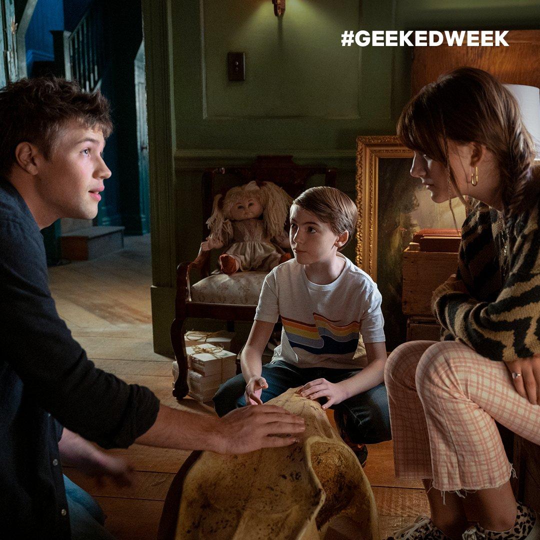 """Imagem promocional da2ª temporada de """"Locke & Key"""" (Imagem: Divulgação/Netflix)."""
