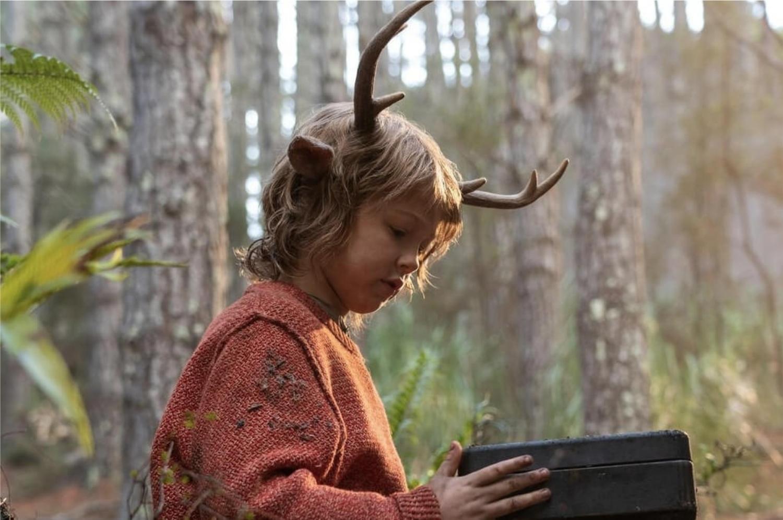 Christian Convery como Gus em Sweet Tooth (Imagem: Reprodução/Netflix)