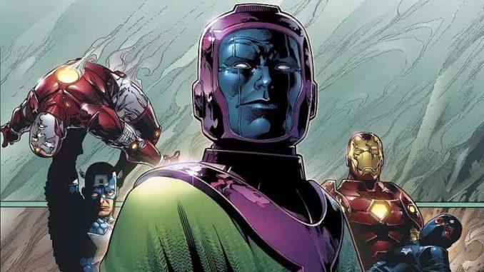 Kang, o Conquistador, vilão já confirmado para a Fase 4 do MCU (Imagem: Reprodução/Marvel Studios)