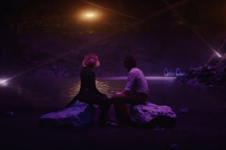 Lady Loki e Loki juntos em cena do trailer da série (Imagem: Reprodução/Marvel Studios)