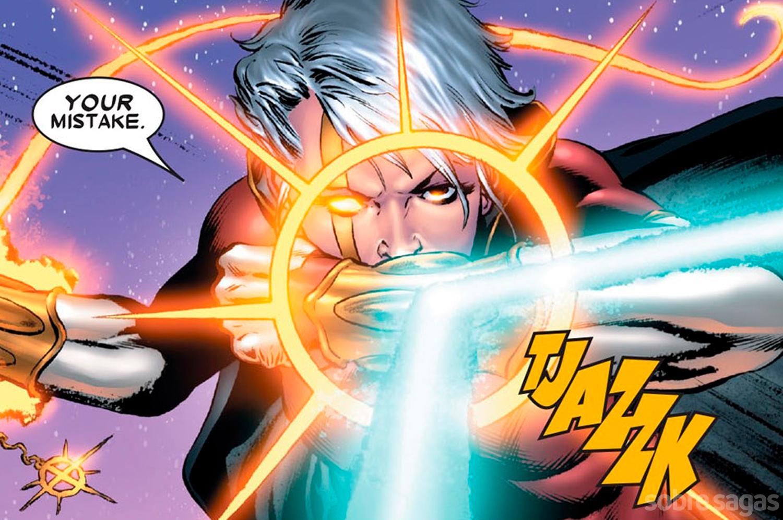 Quasar Lamentis Marvel