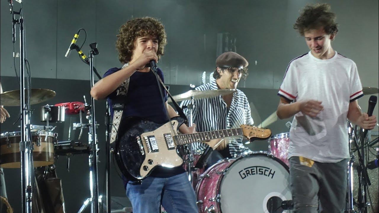 Gaten Matarazzo banda
